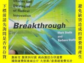 二手書博民逛書店Breakthrough:罕見Stories and Strat