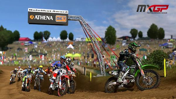 PS4 MXGP 世界摩托車越野錦標賽(英文版)