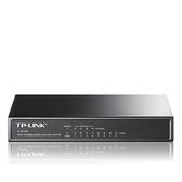 TP-LINK TL-SF1008P 8埠 10/100Mbps 桌上型 PoE 乙太網路 交換器