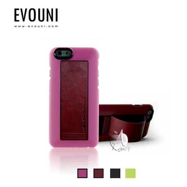 【A Shop】 EVOUNI S56 iPhone6s/6 可直立皮革防落護殼-共4色