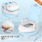兒童馬桶坐便器男孩女寶寶小孩嬰兒幼兒便盆尿盆加大號廁所座便器QM『艾麗花園』