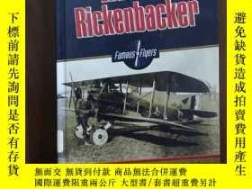 二手書博民逛書店Eddie罕見Rickenbacker (Famous Flye