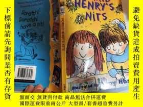 二手書博民逛書店horrid罕見henry s nits 可怕的亨利的屁話Y200392