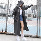 潮個性雨衣成人徒步學生戶外旅行雨衣艾美時尚衣櫥