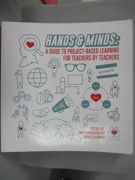 【書寶二手書T1/大學教育_YDC】Hands and Minds_Tom Fehrenbacher