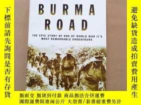二手書博民逛書店the罕見burma road 在滇緬公路(英文原版)Y1102