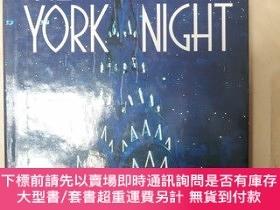 二手書博民逛書店NEW罕見YORK AT NIGHT(英文原版)Y7353 Harris, Bill BRAMHALL HOU