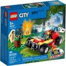 樂高 LEGO CITY 森林火災 Forest Fire 60247 TOYeGO 玩具e哥