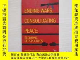 二手書博民逛書店ENDING罕見WARS, CONSOLIDATING PEAC