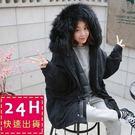 ◆ 此款有鋪棉內裡、大毛領為100%真毛 ◆ 顏色 / 米白色、黑色 ◆ 尺碼 / M、L、XL
