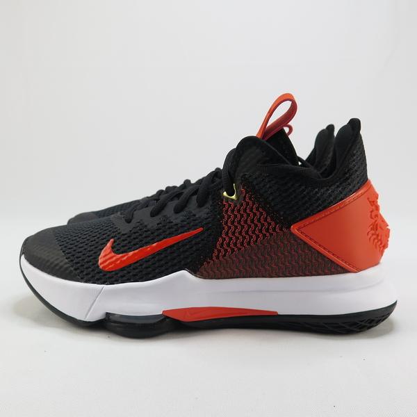 Nike LEBRON WITNESS IV 籃球鞋 CD0188003 男款 黑橘【iSport愛運動】