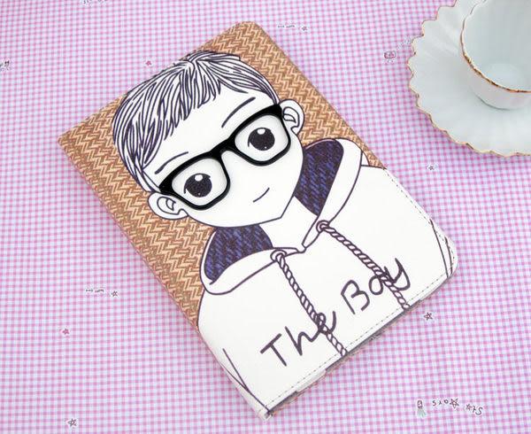【強尼 3c】ipad2 ipad3皮套 情侶男孩女孩 立體眼鏡ipad4保護套三段支架iPadMini