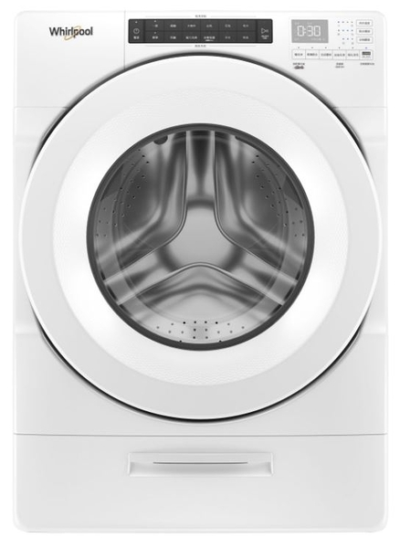 惠而浦 Load & Go滾筒洗衣機 8TWFW5620HW 17公斤