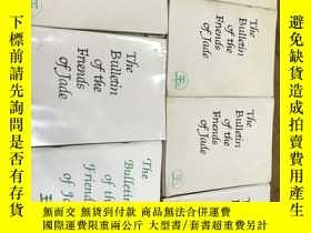 二手書博民逛書店the罕見bulletin of the friends of