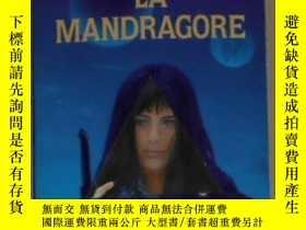 二手書博民逛書店法語原版罕見La Mandragore de Piet Lega