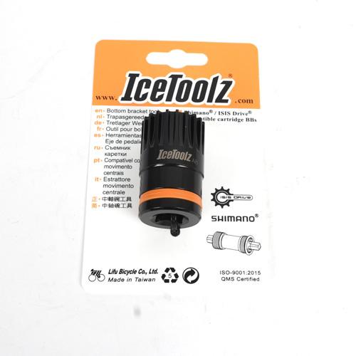 *阿亮單車*IceToolz 工具,Shimano / ISIS 系列BB拆卸器《B37-11B1》