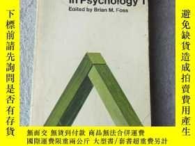 二手書博民逛書店New罕見horizons in psychology 1Y21