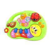 春季上新 匯樂電子琴兒童玩具琴女孩小鋼琴寶寶音樂玩具1-3歲