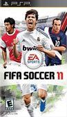 PSP FIFA Soccer 11 國際足盟大賽 11(美版代購)