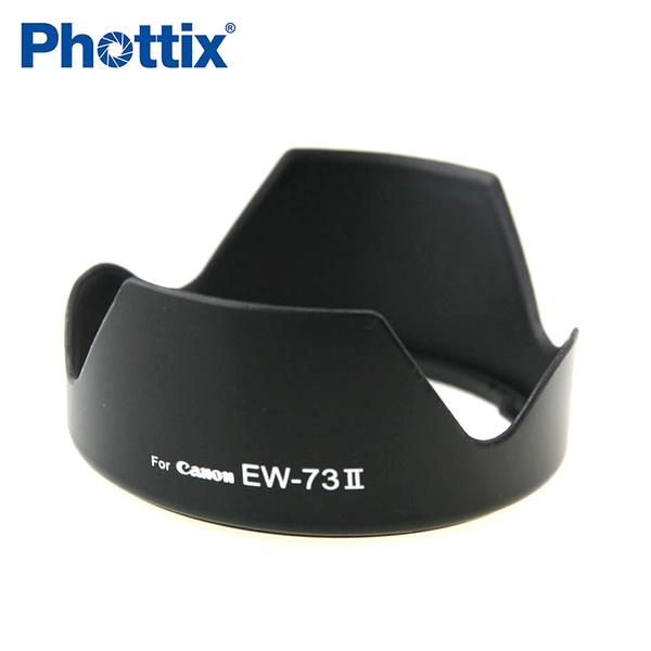 ◎相機專家◎ Phottix EW-73II 鏡頭遮光罩 適用 Canon EF 24-85mm 50550 公司貨