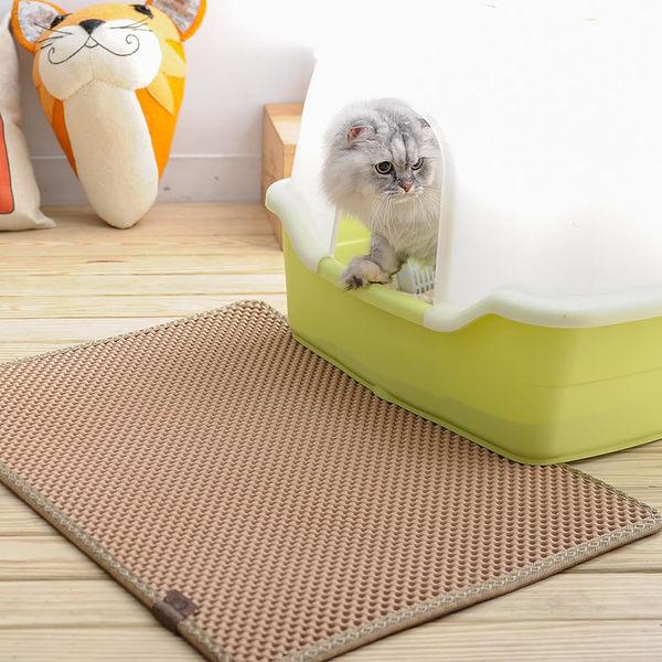 ★國際貓家,韓國Blackhole Litter Mat® ★榮獲美國專利 落貓砂墊 - 實用長方形