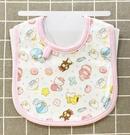 【震撼精品百貨】Hello Kitty 凱蒂貓~三麗鷗 凱蒂貓印花圍兜兜-滿版#07337