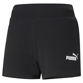 PUMA 女款 基本系列 Ess 短褲 黑色 58682401 【KAORACER】