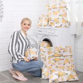 洗衣袋護洗袋 細網組合 套裝家用夏季大號內衣機清保護罩專用網袋 童趣潮品