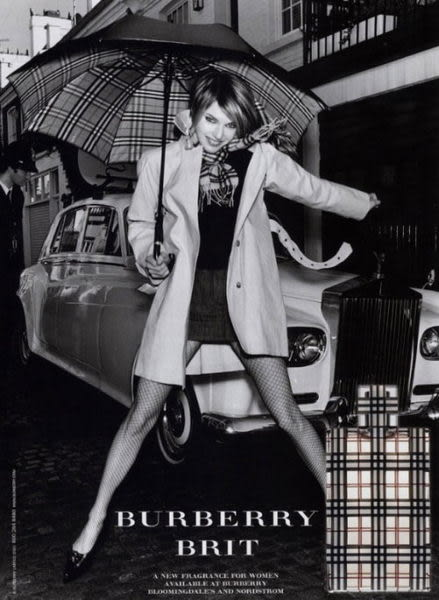 Burberry Brit 風格女性淡香水50ml (新包裝)【UR8D】