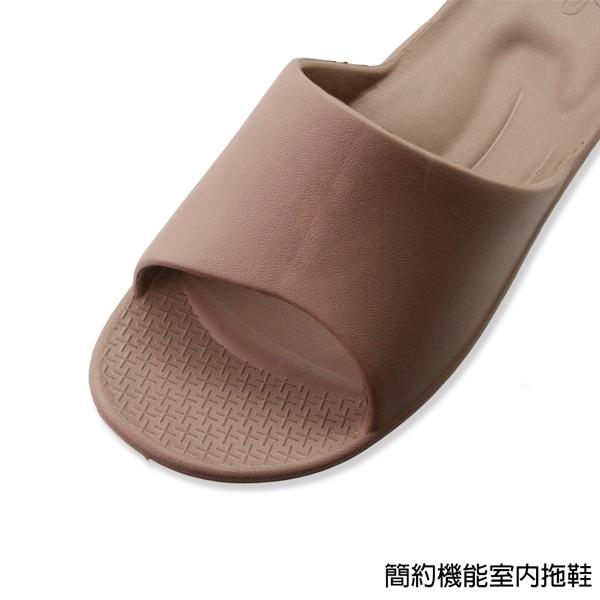 【333家居鞋館】香氛舒適★簡約機能室內拖鞋-綠