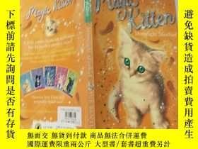 二手書博民逛書店magic罕見kitten 魔法 小貓..., Y200392