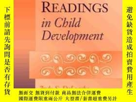 二手書博民逛書店Current罕見Readings In Child Development (3rd Edition)-兒童發展