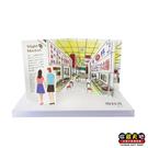 【收藏天地】遊台灣立體明信片*夜市∕ 送禮 旅遊紀念