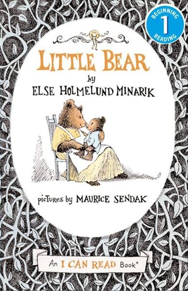 (二手書)An I Can Read Book Level 1: Little Bear