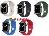 =南屯手機王=Apple Watch Series 7 GPS版 41mm 鋁金屬錶殼+運動型錶帶 宅配免運費