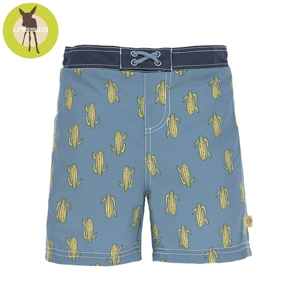 德國Lassig-嬰幼兒抗UV海灘尿布褲-仙人掌