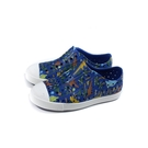 native JEFFERSON PRINT 懶人鞋 洞洞鞋 藍/恐龍 小童 童鞋 15100101-8947 no045