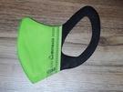 特價159元~BNN鼻恩恩醫用超立體3D口罩@成人-黑耳螢光綠@材質佳超好戴 無痛耳帶 柔軟舒適