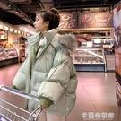 棉衣外套 棉服女短款冬季新款韓版學生面包服加厚棉衣ins寬松棉襖外套 快速出貨
