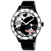 MARC BY MARC JACOBS 〈MBM1148〉 MBMJ 撲克牌馬克女王時尚派對帶錶  手錶