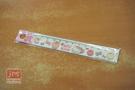 Hello Kitty 白日夢系列 透明 12公分 弧形尺 尺