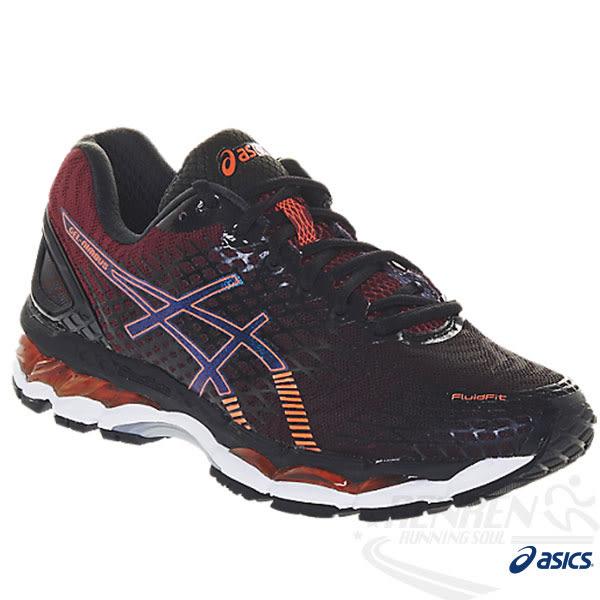 ASICS亞瑟士 男慢跑鞋 GEL-NIMBUS 17 (黑) 2015新品 超高緩衝