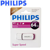 PHILIPS SNOW 64GB USB3.0 隨身碟