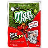 mammoth象泰式烤海苔-酷辣香味60g【愛買】