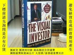 二手書博民逛書店THE罕見VISUAL INVESTOR How to Spot