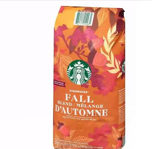 [COSCO代購] W104770 Starbucks 秋季限定咖啡豆 1.13公斤 兩入
