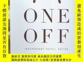 二手書博民逛書店One-Off:罕見Independent Retail Des