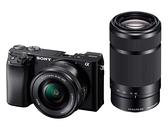 索尼 SONY A6100 + (SELP1650 SEL55210) 雙鏡組 α6100Y A6100Y 公司貨 全片幅 晶豪泰3C 專業攝影 高雄