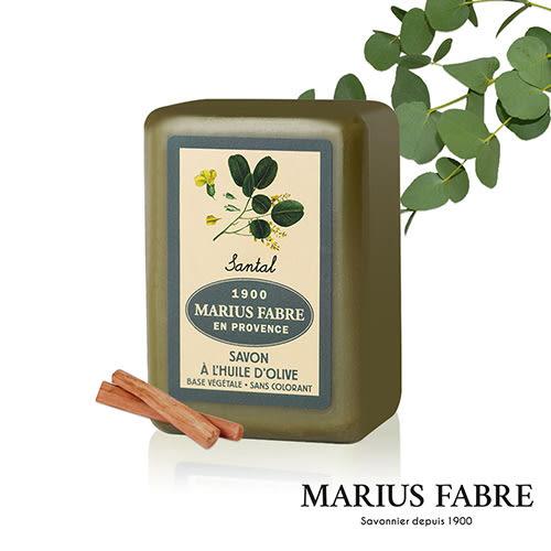 法國法鉑-天然草本檀香橄欖皂/250g