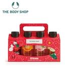 THE BODY SHOP 繽紛果香迷你沐浴禮盒_耶誕禮物.聖誕限定.交換禮物推薦